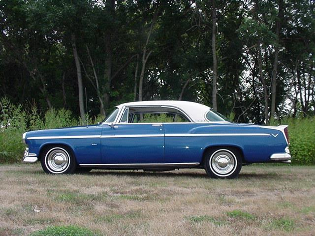 1955 Chrysler Newport Windsor Deluxe