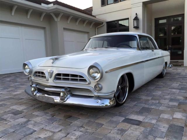 1955 chrysler windsor nassau coupe imperial 36k miles. Black Bedroom Furniture Sets. Home Design Ideas