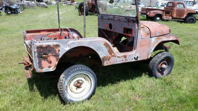 1955 cj5 willys jeep project  parts for sale photos  technical specifications  description 1953 Willys Jeep Willys Jeep Restoration