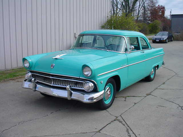 1955 Ford Other CUSTOMLINE  2 DOOR SEDAN