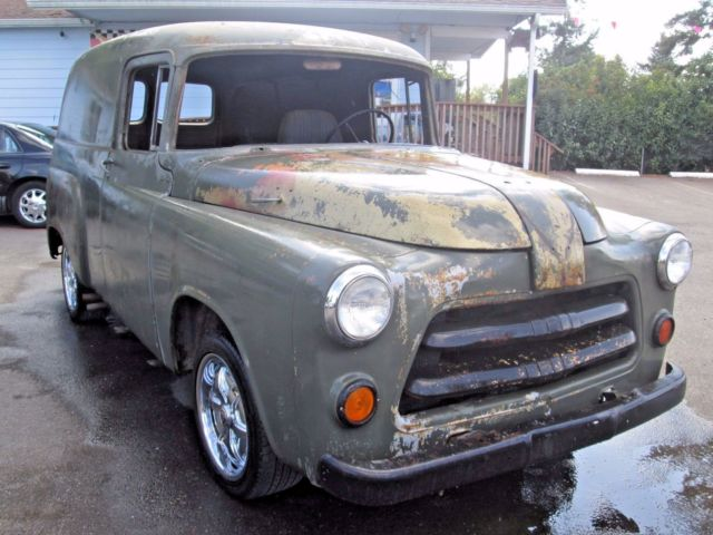 1955 Dodge Panel Truck Job Rated
