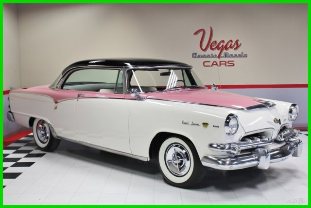1955 Dodge Lancer 1955 Dodge Royal Lancer Custom Original 270 Hemi!