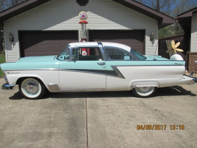1955 Ford Crown Victoria CROWN