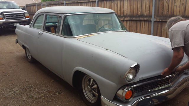 1955 ford customline ratrod hotrod cruiser for sale for 1955 ford customline 2 door