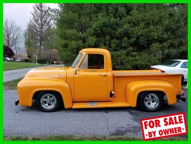 1955 Ford F-100 Pickup Truck Fully Restored 400HP 351 Cleveland
