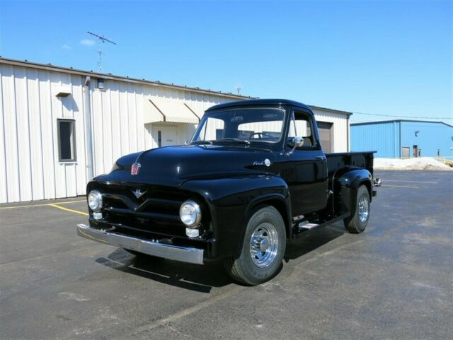 1955 Ford Other Pickups Beautiful Paint / Body, Tri-Power, Trades Accepted