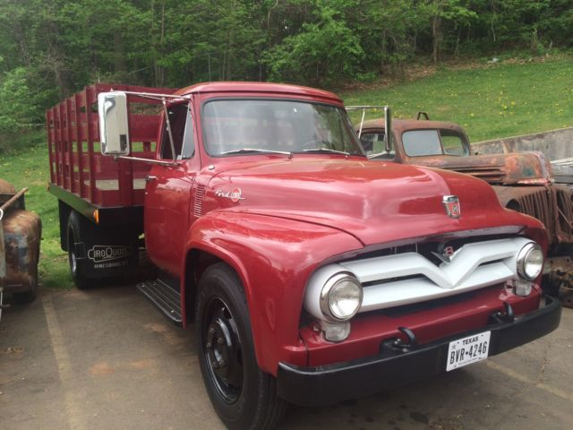 1955 Ford F600 GRAIN BED