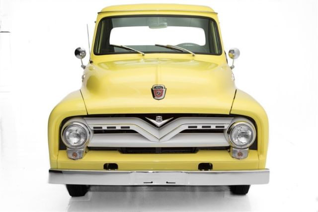 1955 Ford Pickup F100 V8 Frame-Off Great Truck