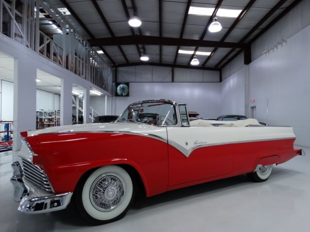 1955 Ford Other Sunliner BEAUTIFUL RESTORATION! 272 CI V8!