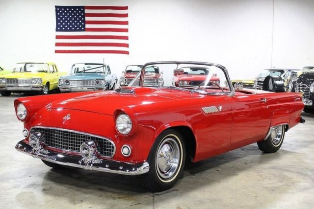 1955 Ford Thunderbird --