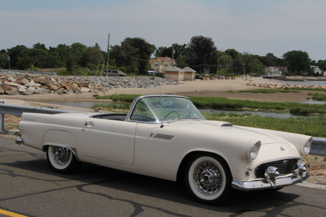 1955 Ford Thunderbird T-BIRD