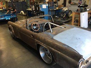 1955 Ford Thunderbird Pro Touring Custom Hot Rod