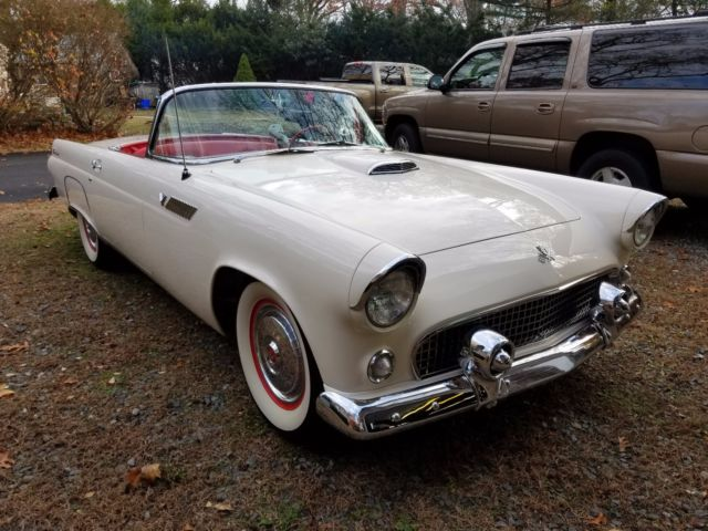 1955 Ford Thunderbird Removable Hardtop