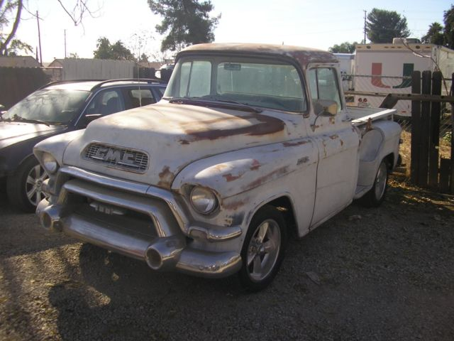 1955 Your choice GMC 100 Pickup with Your choice interior