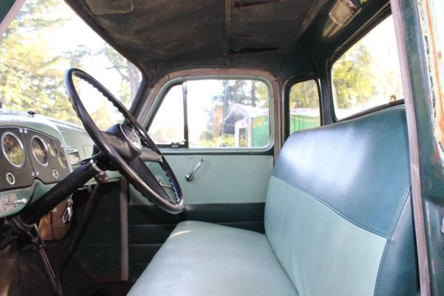 1955 gmc 5 window deluxe cab survivor farm truck for sale for 1955 gmc 5 window pickup for sale