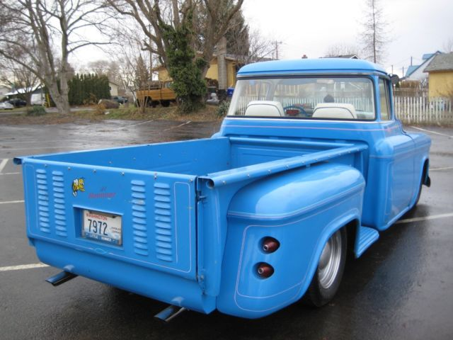 1955 GMC 1/2 Ton Pickup Custom