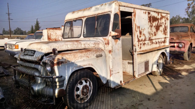 1955 GMC Other Milk Truck