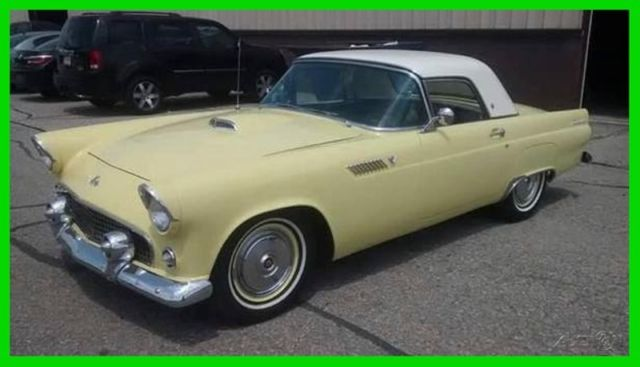 1955 Ford Thunderbird GORGEOUS COLLECTOR QUALITY T-BIRD!