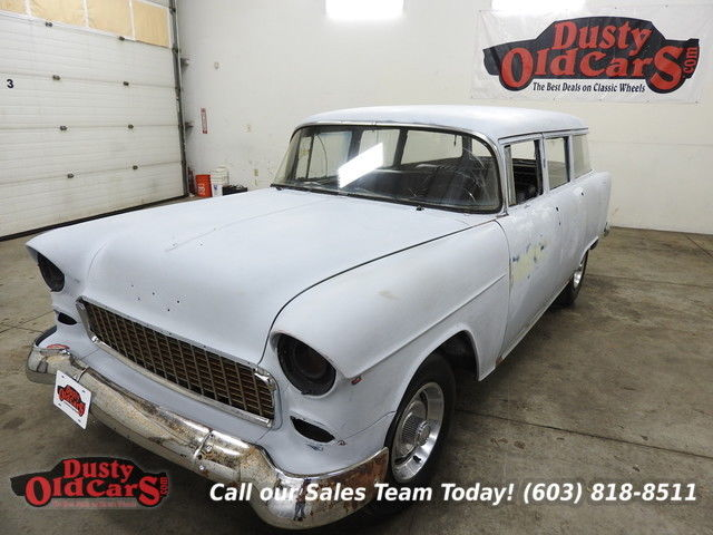 1955 Chevrolet Bel Air/150/210 Runs Drives Body Inter VGood 265V8 Needs Finish