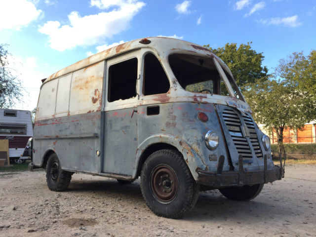 1955 International Harvester Other Step Van