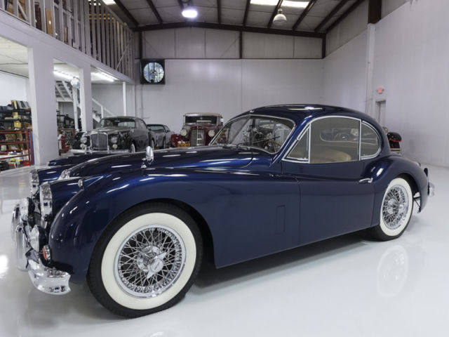 1955 Jaguar XK 140 SE Fixed Head Coupe