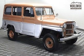 1955 Jeep Other Frame off Restored. Show or go!