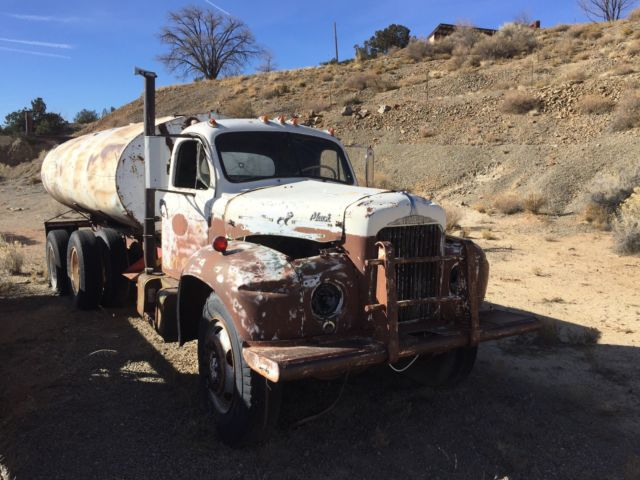 1955 Other Makes Mack - B-71 Bill of Sale
