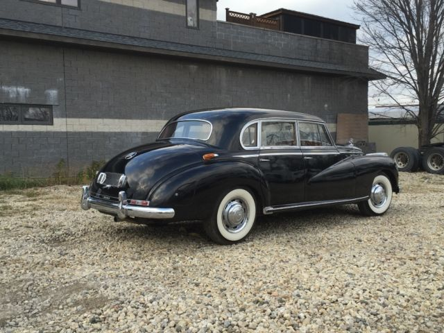 1955 mercedes benz 300 adenauer for sale photos