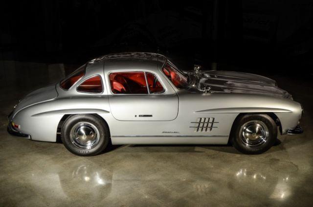 1955 mercedes benz 300sl gullwing replica for sale photos for Mercedes benz 300sl price
