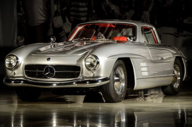 1955 mercedes benz 300sl gullwing replica for sale photos for Mercedes benz 300sl gullwing for sale
