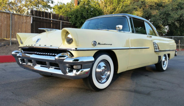 1955 Mercury Monterey hard top