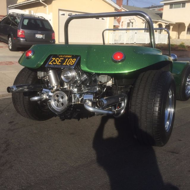 Vw Dune Buggy Turnkey Engines: 1955 Meyers Manx Volkswagen Dune Buggy For Sale: Photos