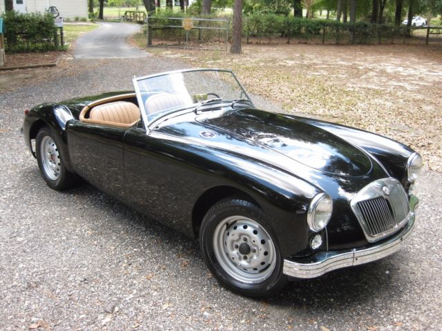 1955 MG MGA 2-door