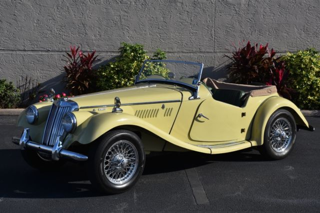 1955 MG T-Series 1500 1 of 3,400!