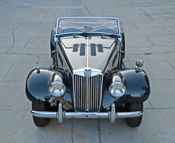 1955 MG T-Series TF 1500