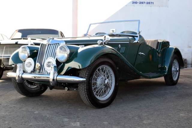 1955 MG T-Series Convertible