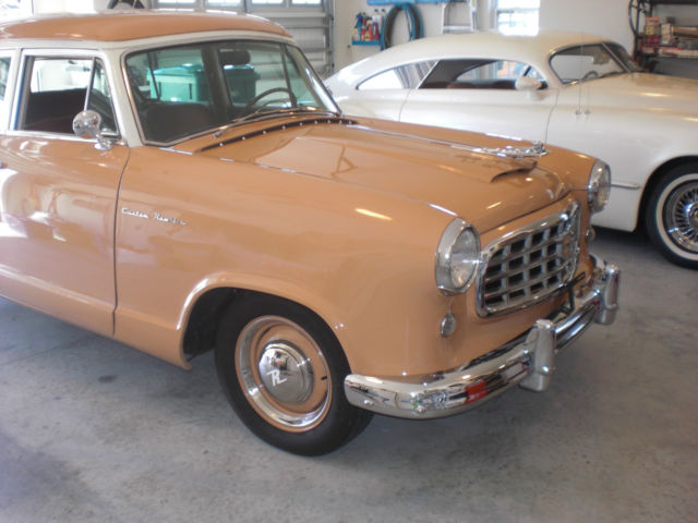 1955 Nash Cross Country