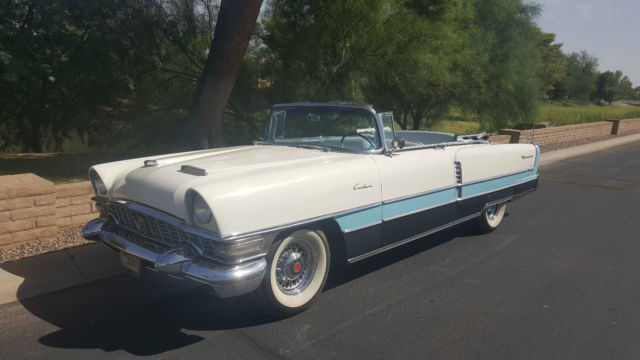 1955 Packard Caribbean  Convertible 2-Door