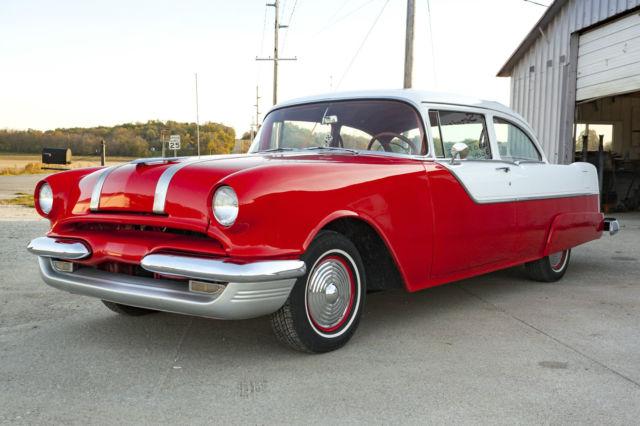 1955 Pontiac Chieftan 2-door hardtop 400 cu in - custom hot