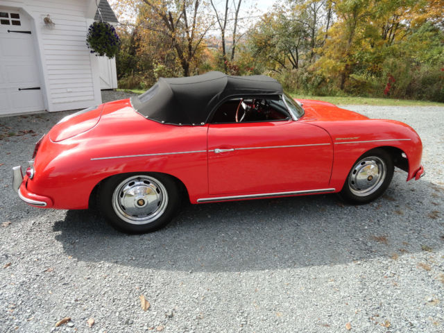 1955 Porsche 356 Speedster By Intermeccanica For Sale