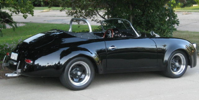 1955 porsche 356 speedster replica dual port. Black Bedroom Furniture Sets. Home Design Ideas