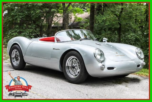 1955 Porsche 550 Beck Spyder James Dean 1600cc Vw For Sale