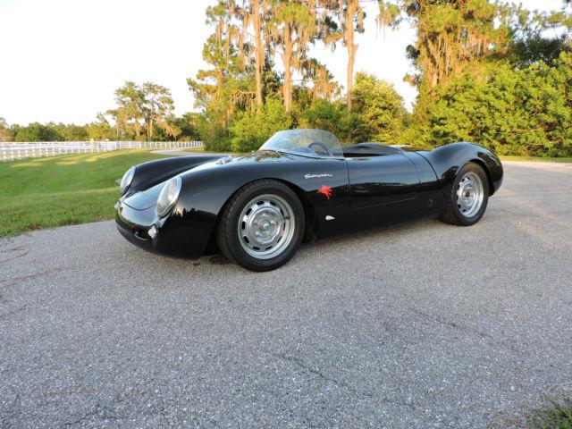 1955 Porsche 550 Spyder Replica For Sale Photos