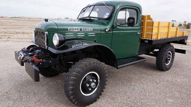 1955 Dodge C3-PW6-126 Power Wagon