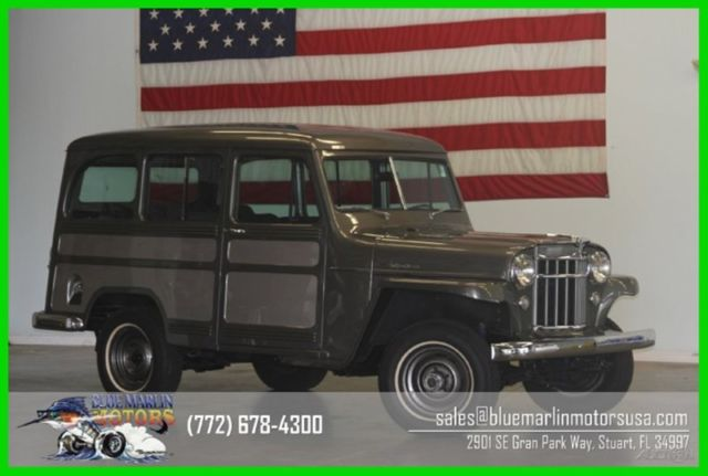 1955 Jeep Other Station Wagon 4x4