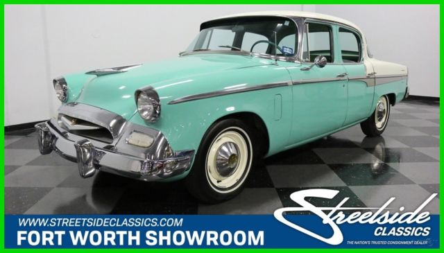 1955 Studebaker Champion Regal Sedan 1955 Regal Used Manual