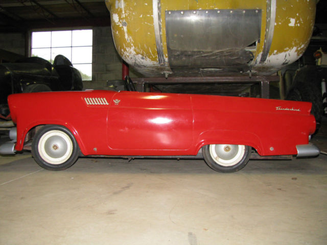 1955 Other Makes CONVERTIBLE THUNDERBIRD