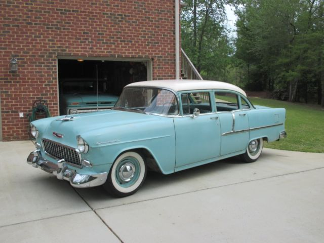 1955 Chevrolet Bel Air/150/210 two ten