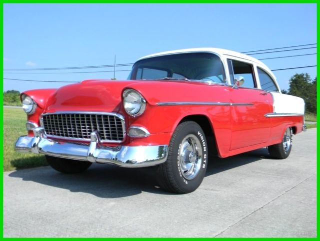 1955 Chevrolet Bel Air/150/210 Vehicle Trim: