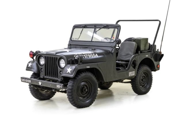 1955 Willys M38A1 --
